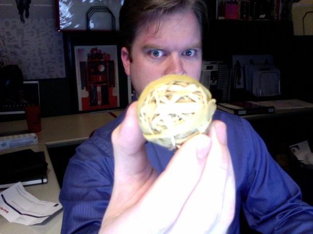 Rubberbandball